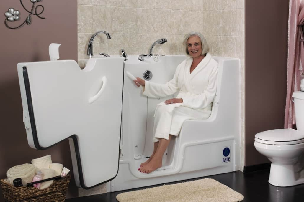 Indianapolis IN Residential Walk-In Tubs