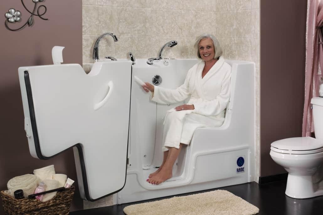 Waterford CT Residential Walk-In Tubs